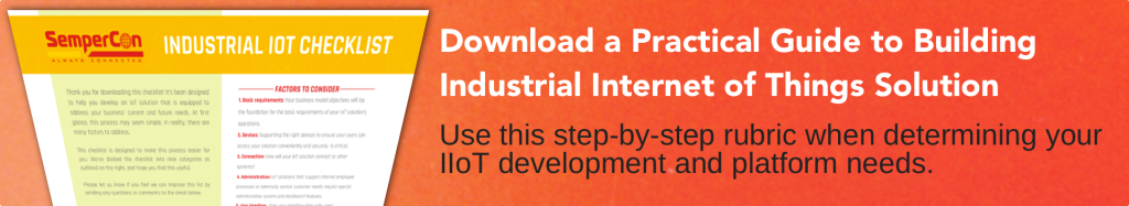 Industrial IoT guide - CTA